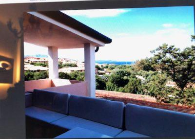 Appartamento 80 mq vista mare Porto Rotondo Sardegna