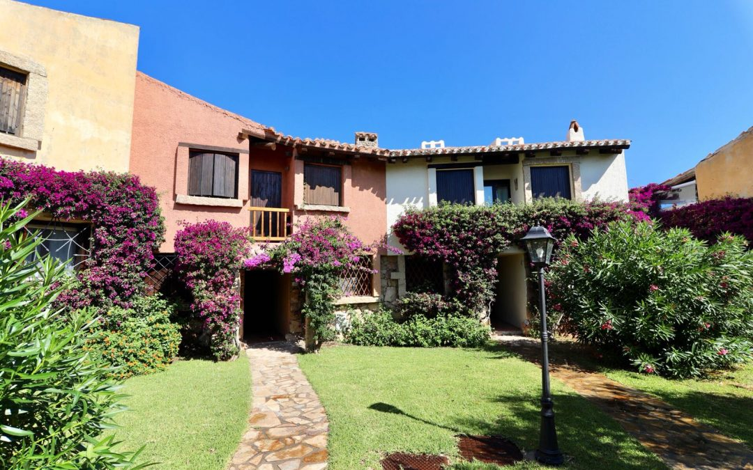 Villa a schiera 60mq Punta Volpe Porto Rotondo