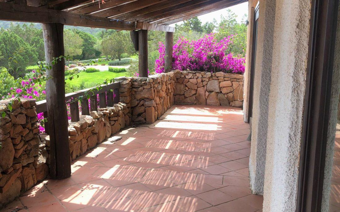 Villa a schiera Punta Volpe Porto Rotondo